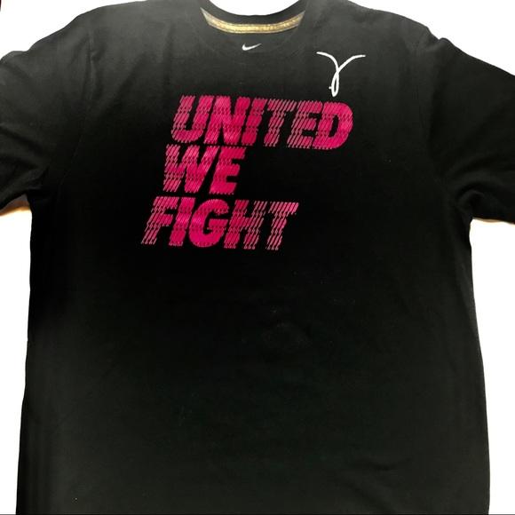 Nike Breast Cancer Awareness Dri-Fit T-Shirt. M 5b4f36218869f77b16ca88c1 a0671b0bc